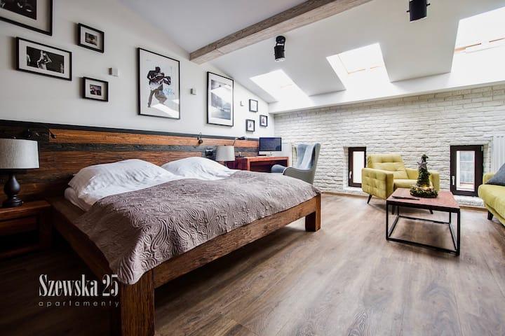 Apartament Toruń Szewska 25 SUPERIOR - CENTRUM