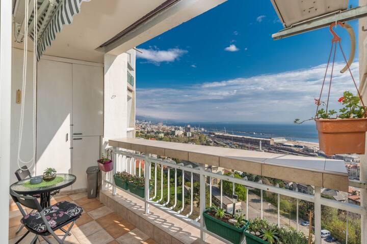 Studio apartman Vista Mare, Rijeka