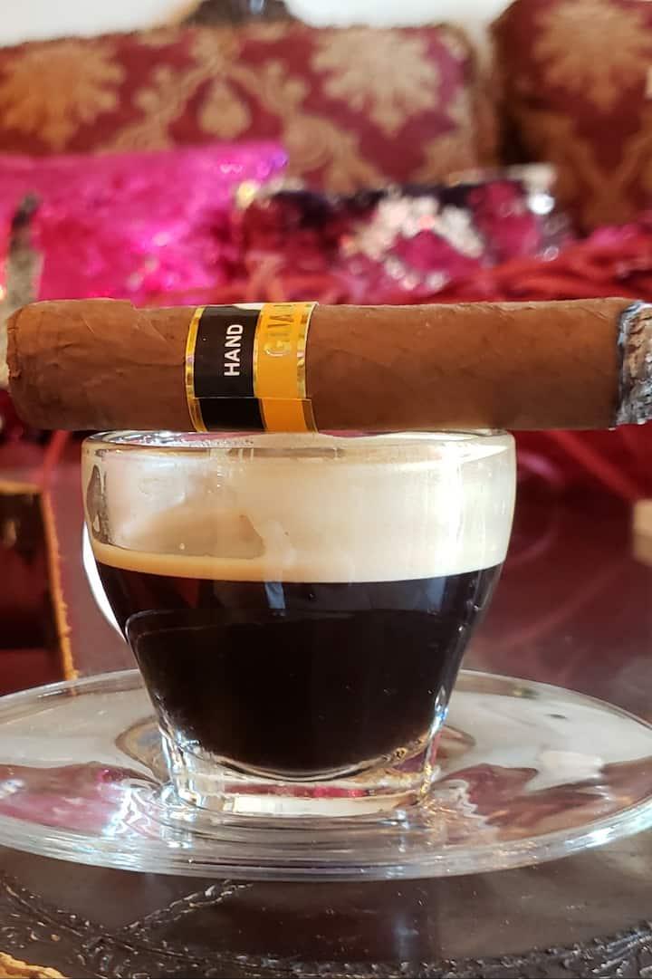Coffee & Local Tobacco