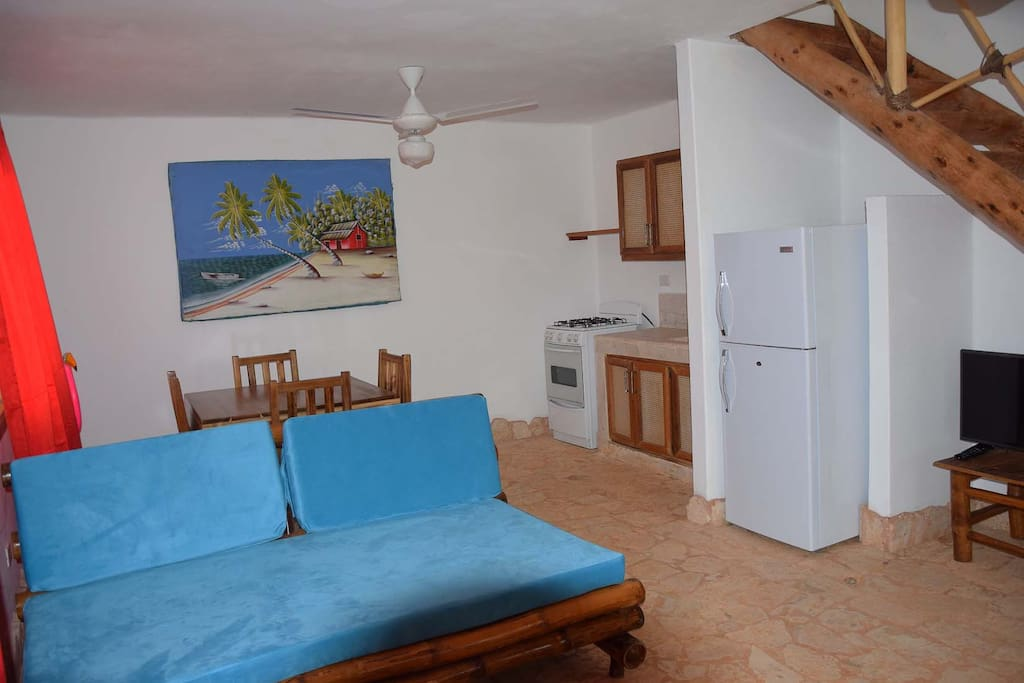 Duplex in Villa El Trópico - Paradiso del Caribe