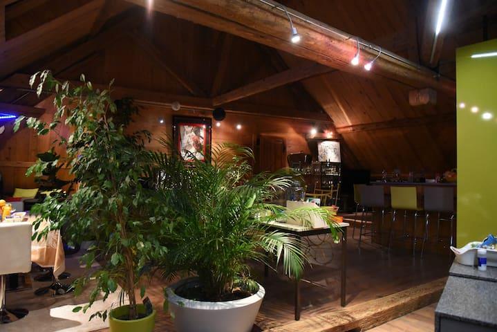 les jardins du val   chambres  d'hôtes