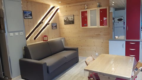 Studio Lumineux style Montagnard