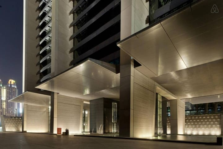 Luxury 1 Bed apartment in DIFC with stunning views - Dubai