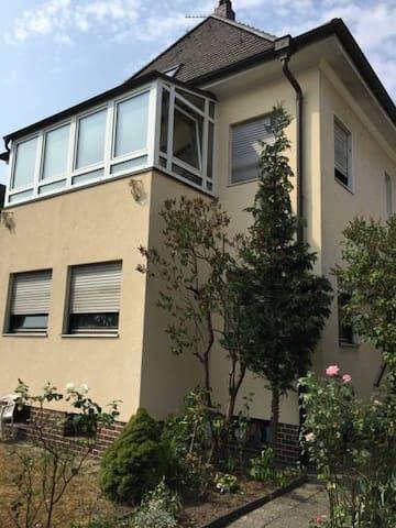 MeetIn Monteur-Villa - Fürth - Selveierleilighet