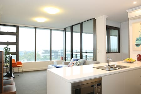Deluxe two bedroom apartment at Olympic Park - Sydney Olympic Park