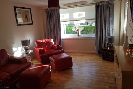Perfect Base to relax in & explore Glasgow