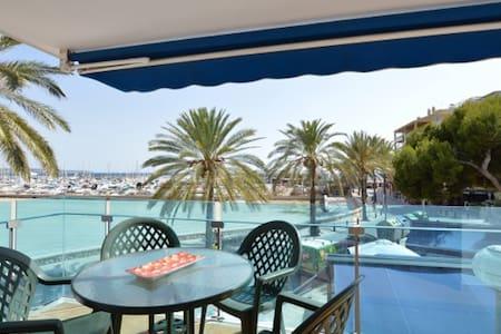 2 bedrooms apto at 50 mts of the beach - Can Pastilla