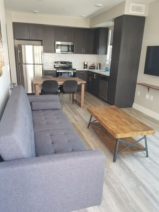 Living/Dining area
