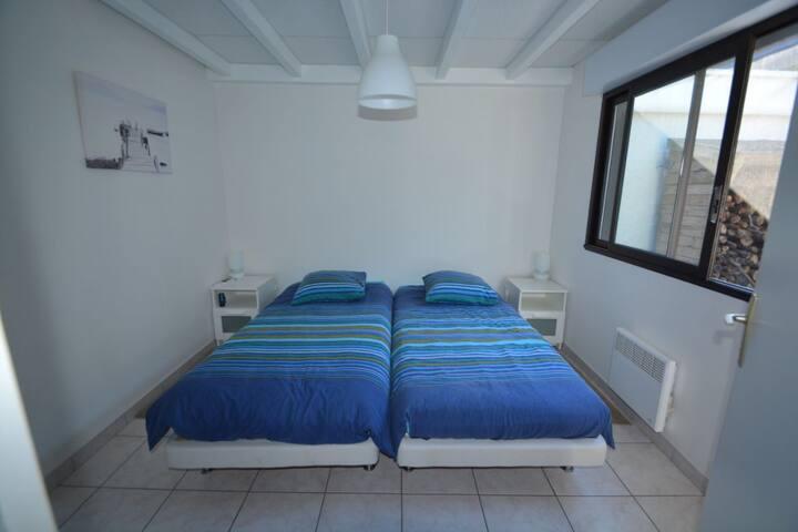 L' annexe : chambre