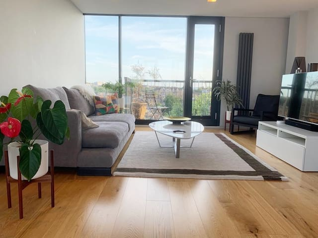 Stylish 2Bed with stunning views in Clapham Zone 2