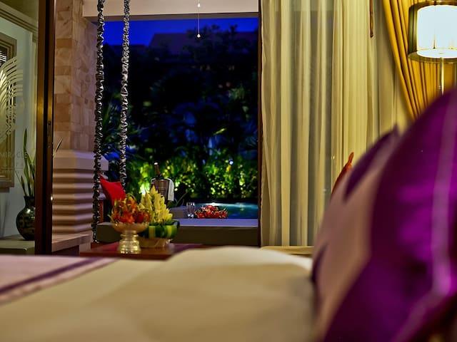 Swanky, big room in Siem Reap - Krong Siem Reap - Apartamento