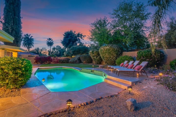 Professionally Sanitized Home with Heated Pool!