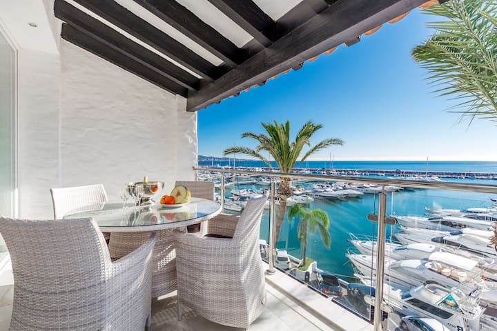 First Line Puerto Banus 2 Bedroom with views