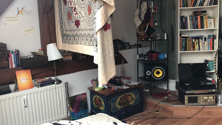 Nice and cozy room in the heart of Berlin