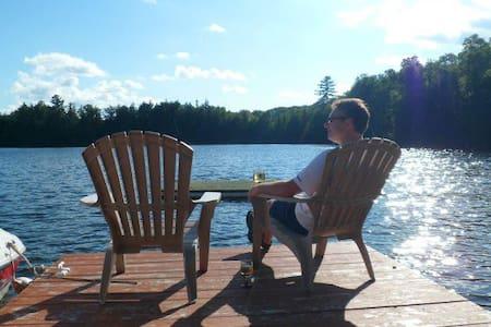Rebecca Lake Cottage Rental - Huntsville