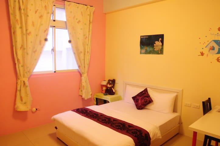 Yilan, Chun House, 2 people room(suite) A