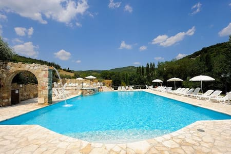 Apartments Umbrian countryside - 4/6 people - Pian della Pieve