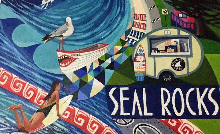 Seal Rocks 06