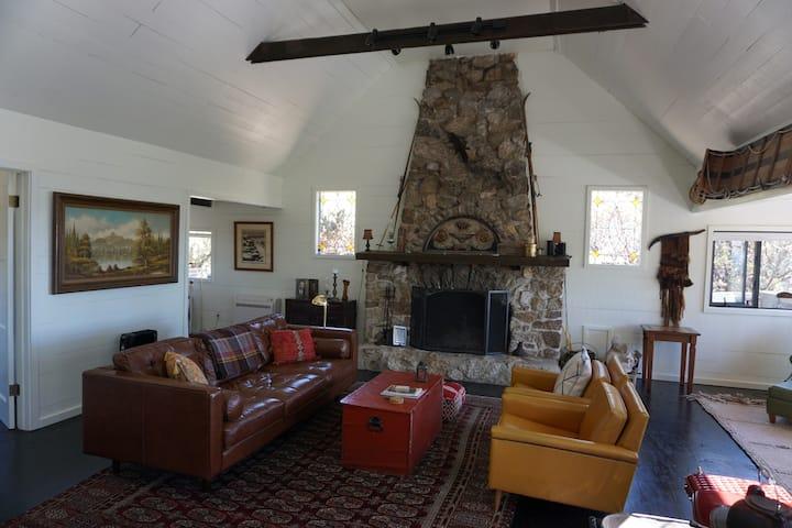 Shadow Pine Lodge 1925 Old Hunting Lodge