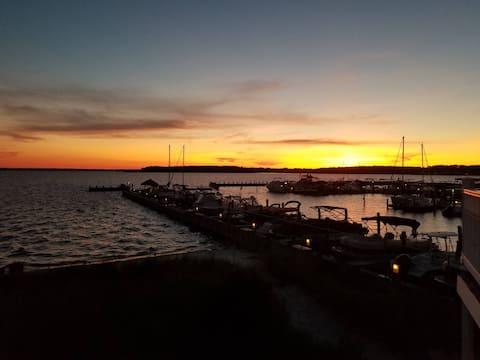 Romantic Sunset Suite
