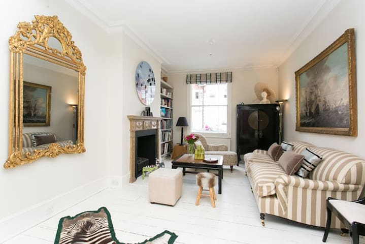 Up to 20% off! Boutique 3 bed in Kensington - London - House