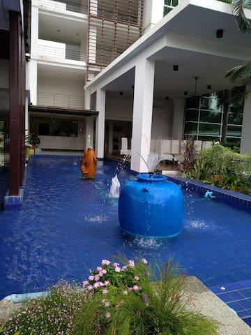 Studio Apartment - Hua Hin, Thailand. Tira Tiraa.
