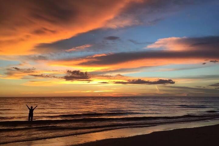 Florida Gulf View Island  Escape