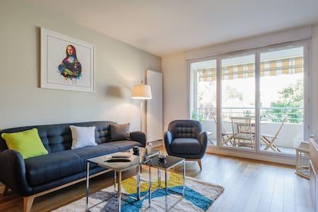 LuxRent Apartment Num.10 - Lyon - Apartment