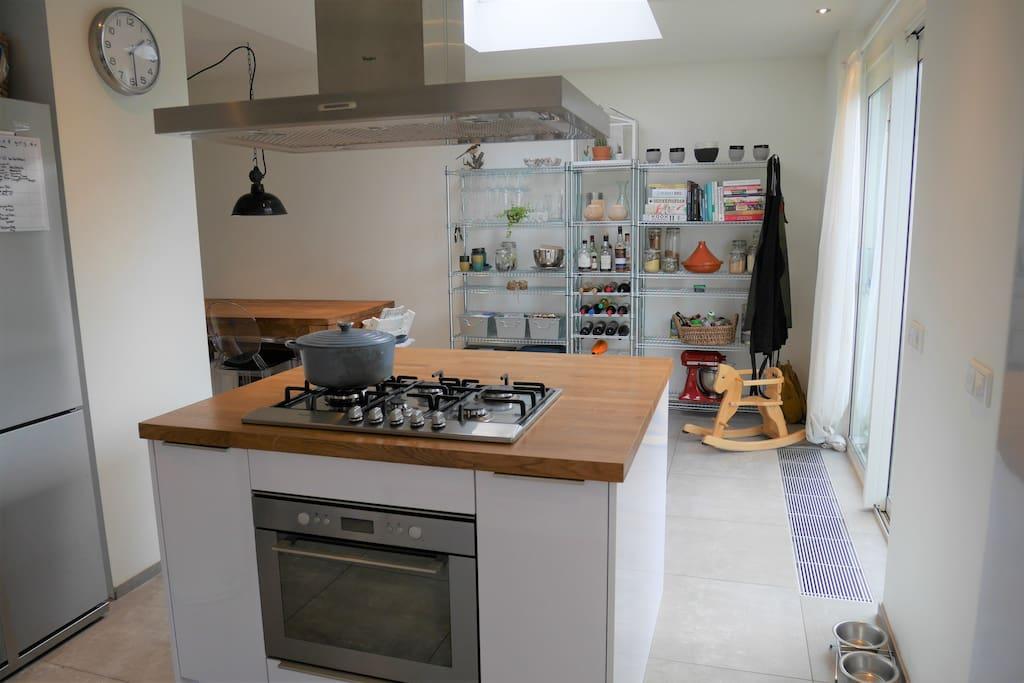 Combi oven & microwave