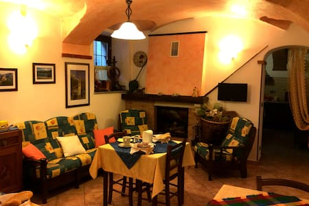 L'Antico Borgo Double room/Truc - Caprie - Bed & Breakfast