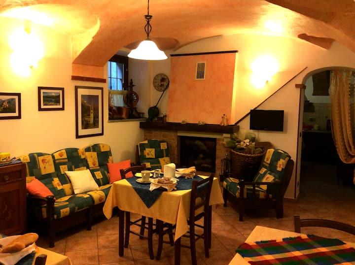L'Antico Borgo Double room/Truc