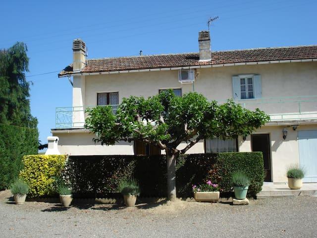""""""" au mourat"""" - Barcelonne-du-Gers - Casa"""