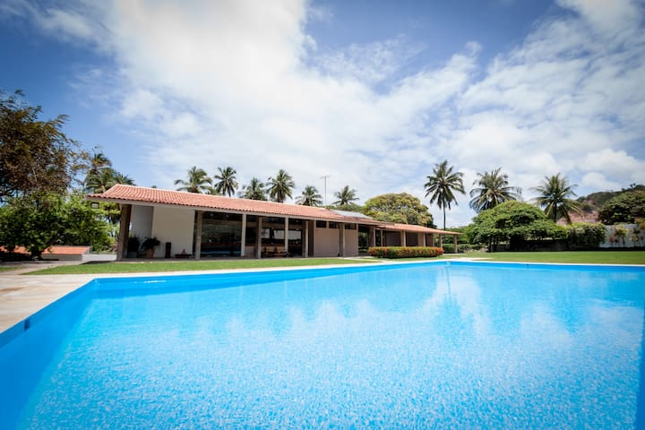 Stunning house at Guaxuma Beach - Maceió