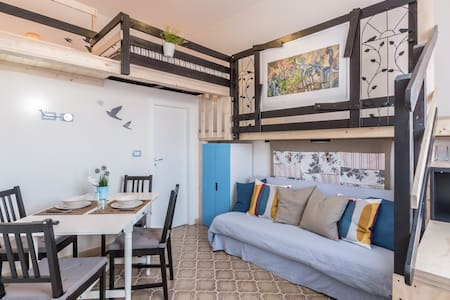 KALEA Terrace Apartment - Avola - Appartement