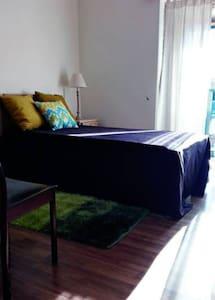 Casa das Abegoarias - Suite individual - Braga - Daire