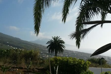 Beautiful 4 bed apartment with Teide view - Apartament