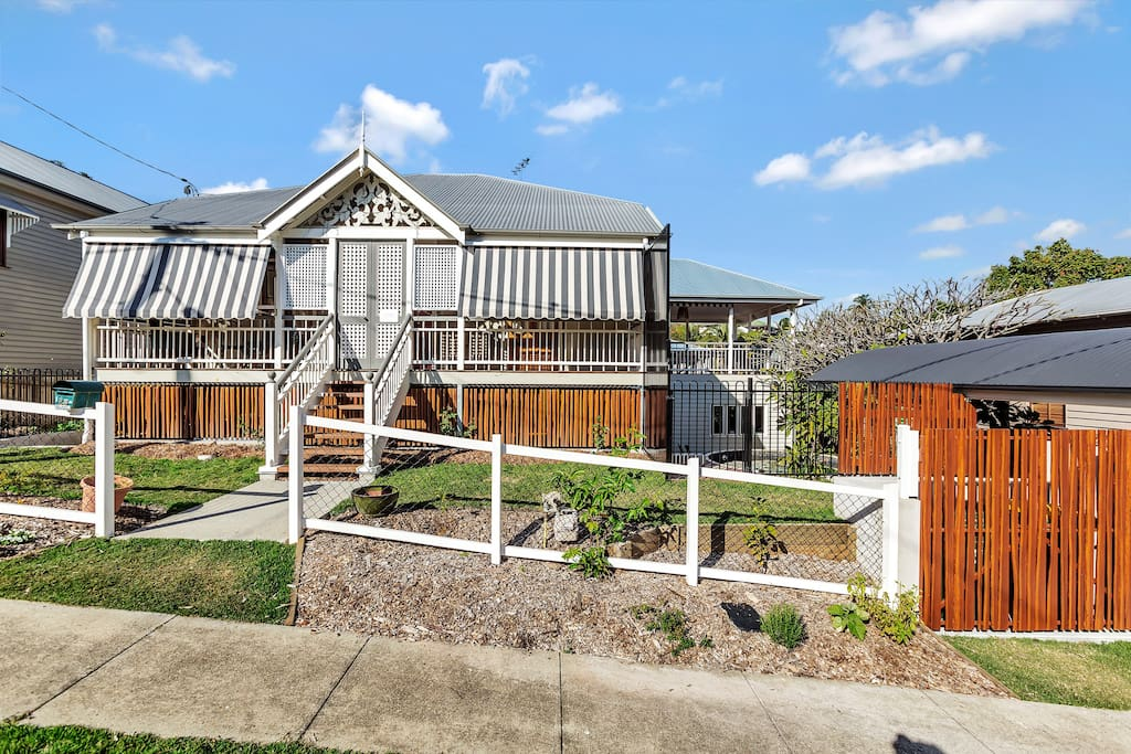 Quintessential Brisbane home in a perfect location