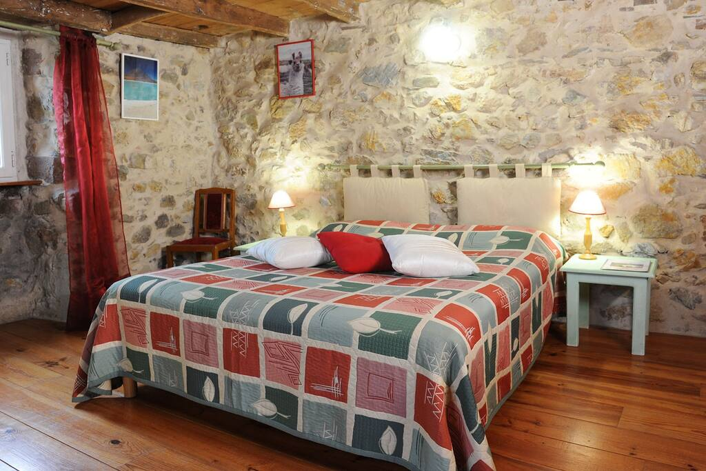 Idiartekoborda b b the view chambres d 39 h tes louer - Chambres d hotes saint etienne de baigorry ...