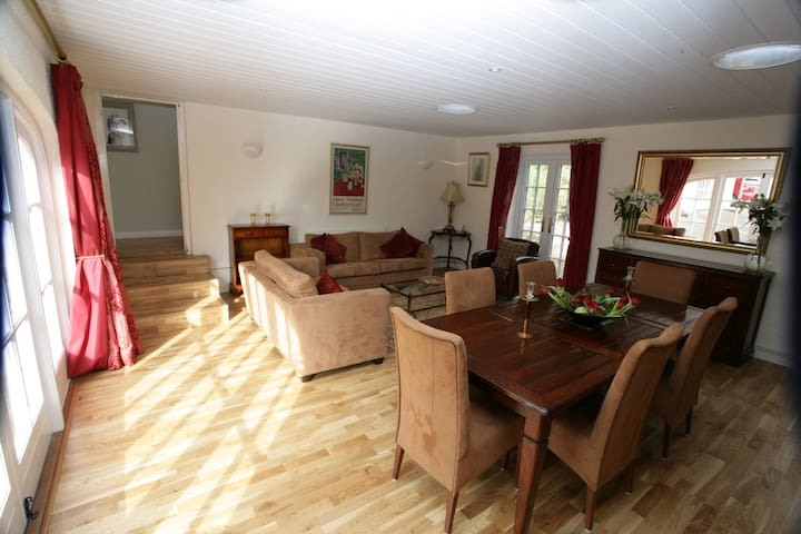 Beautifully converted Coach house - Milverton - Apartament