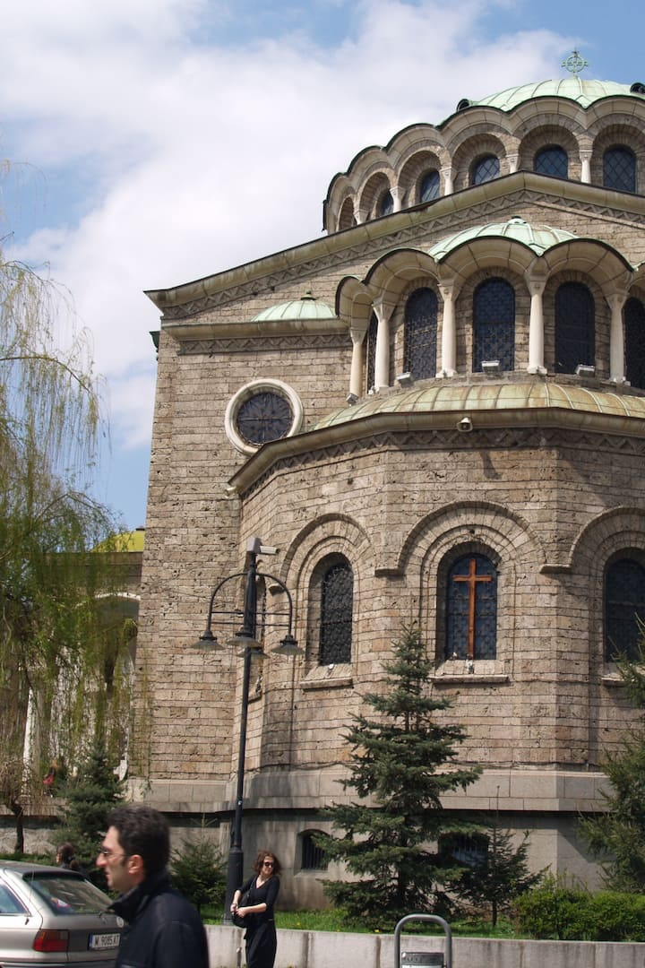 St. Nedelya Church