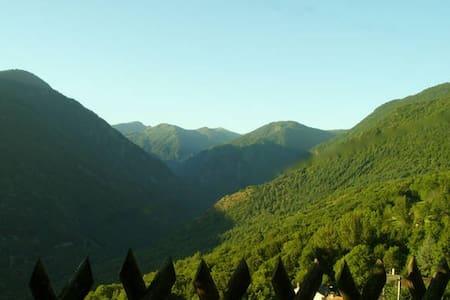 Authentique maison de montagne ariègeoise - Larcat - Larcat