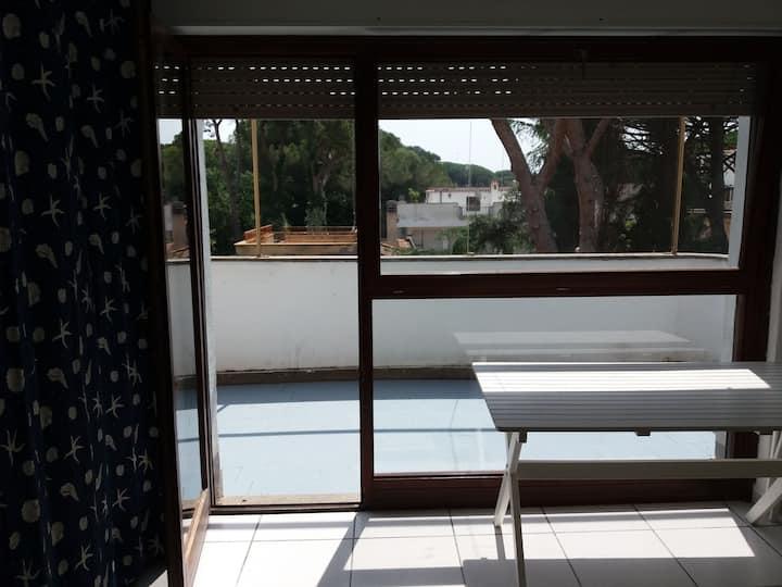 Santa Severa appartamento vicino al mare