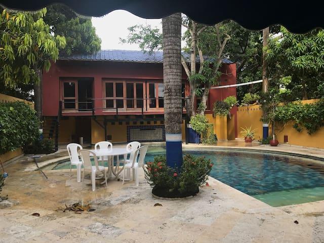 Casa frente a la Playa