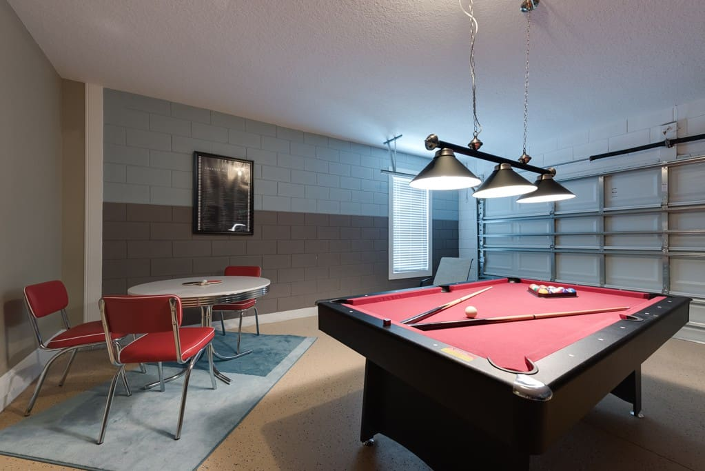 Delightful Game Room