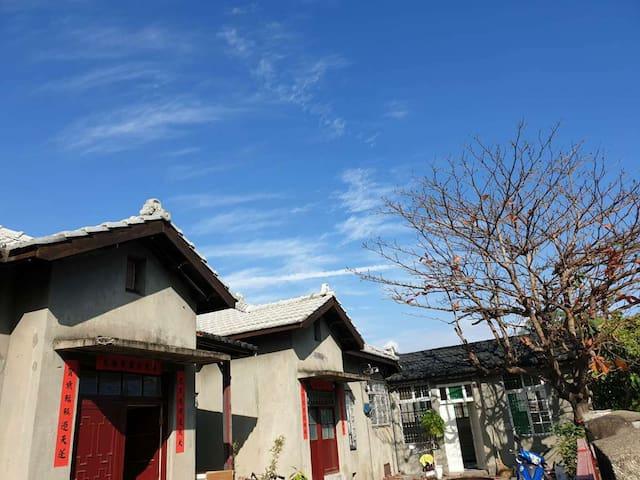 海軍老眷村,寬闊的街道與老時光的歷史軌跡