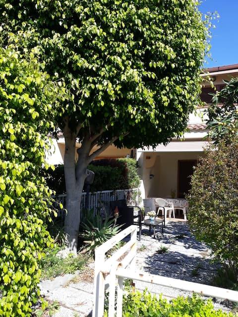 Villetta in villaggio sul mare