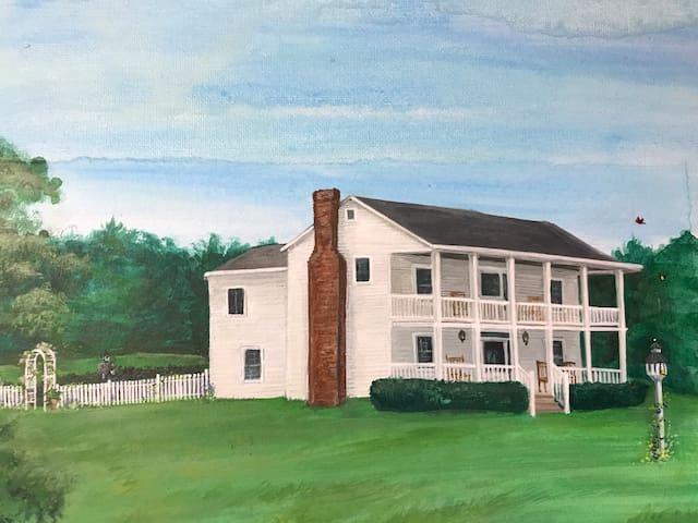 Retreats at Fiddlesticks Farmhouse