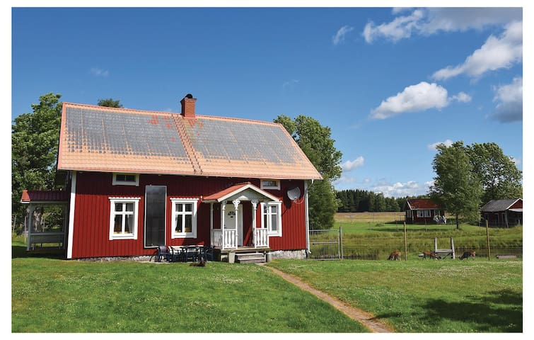Semi-Detached with 2 bedrooms on 90 m² in Pålsboda