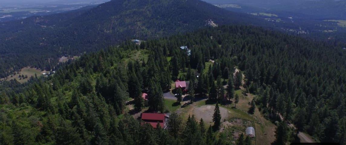 Mountaintop Paradise Campsites