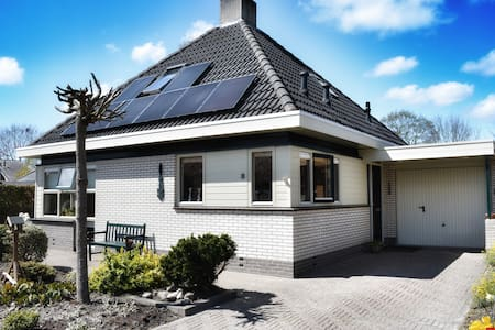 House with beautiful garden - 3 br- - Loppersum - Huis